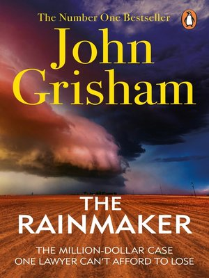cover image of The Rainmaker